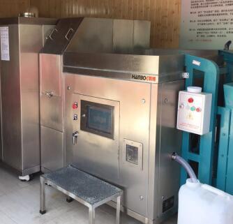 苏州南区派出所500kg餐厨垃圾...