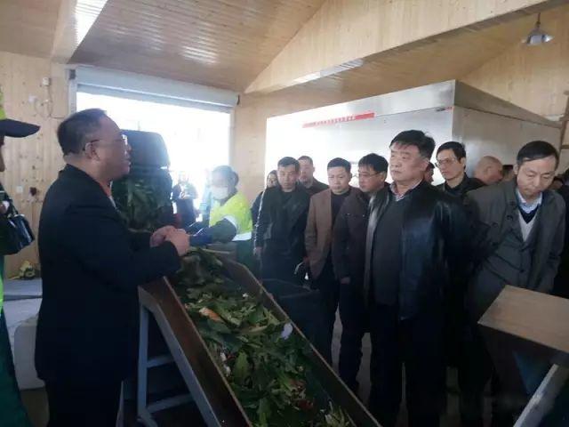 苏州市吴中区越溪街道2T有机垃圾...
